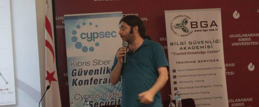 CypSec Siber Güvenlik Konferansı