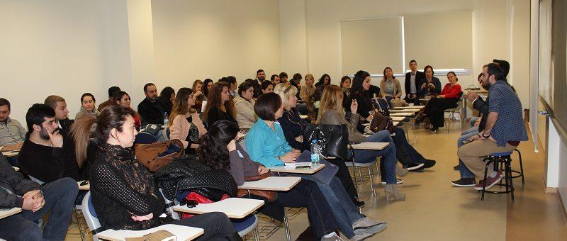 İzmir Yaşar Üniversitesi Konferansı