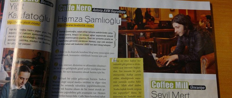 Touch İstanbul Dergisi
