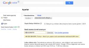 kredi-ekleme-gmail-google-voice