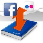 Seagate Backup Plus - Social Media