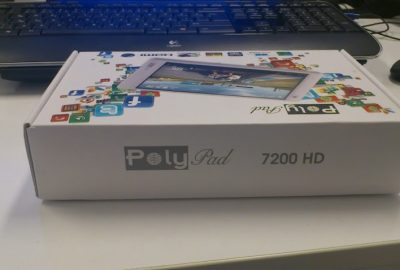 Poly Pad 7200hd kutu
