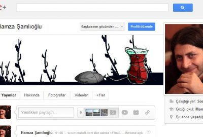 Google Plus TEAkolik