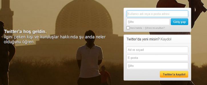 twitter-arayuz-giris