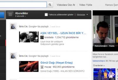 youtube-turkce