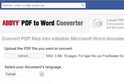 ocr pdf to word online