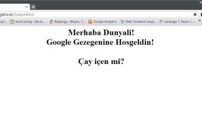 Gdrive-Web