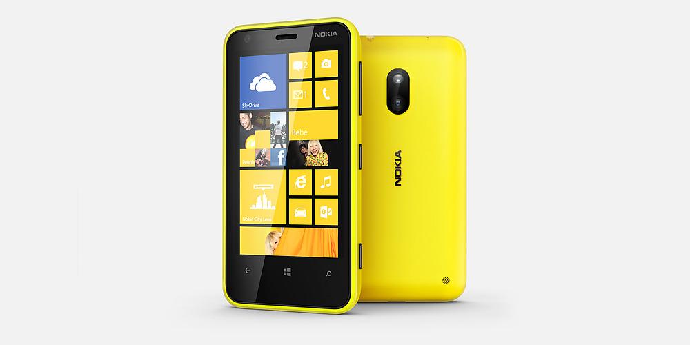 Şimdilik Turkcell mağazalarında satışa sunulan Nokia Lumia 620