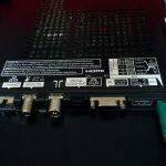 Panasonic TX-L47DT50 arka usb hdmi uydu