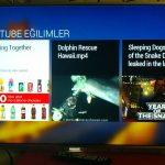 Panasonic TX-L47DT50E Youtube