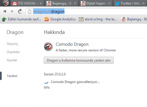Comodo-update-dragon