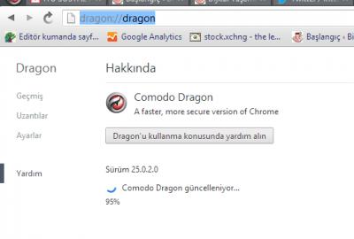 Comodo-update-dragon