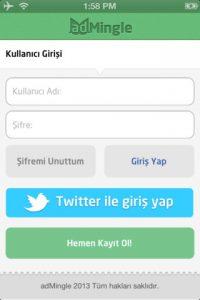 adMingle_Uygulama_2