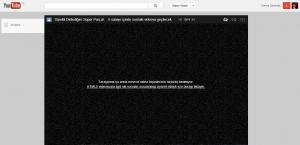 Youtube-html-Error