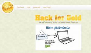 Hack-for-Gold