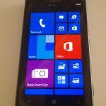 Lumia 925 ön yüz