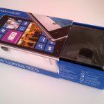 Lumia 925 kutu açılışı