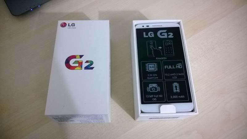 LG G2 İnceleme