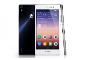 Huawei Ascend P7_Grup fotoğrafı