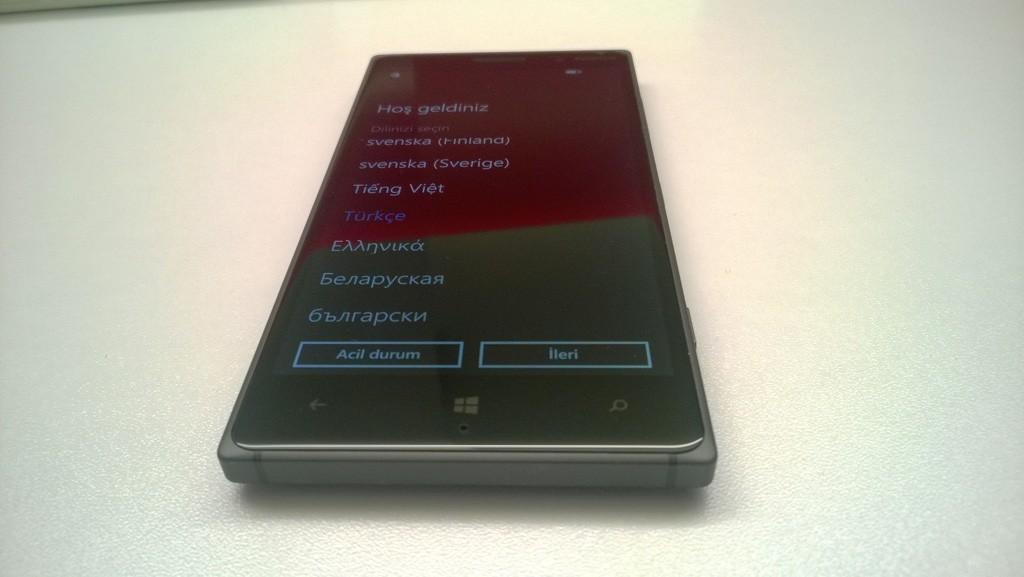 Recovery nokia lumia 830