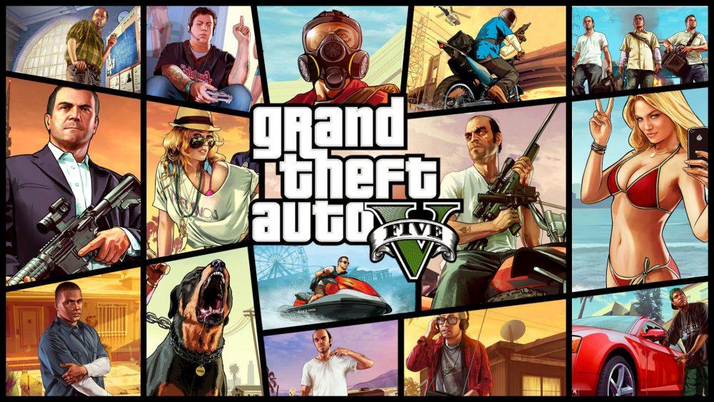 GTA V - Grand Theft Auto V