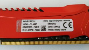 HyperX-Savage-2400MHz-etiket