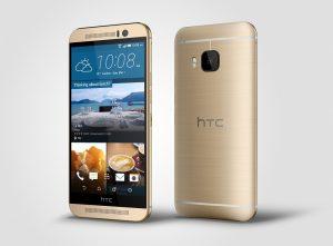 HTC_One_BM9_Gold_Left