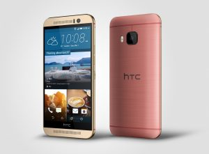HTC_One_M9_Pink_Left