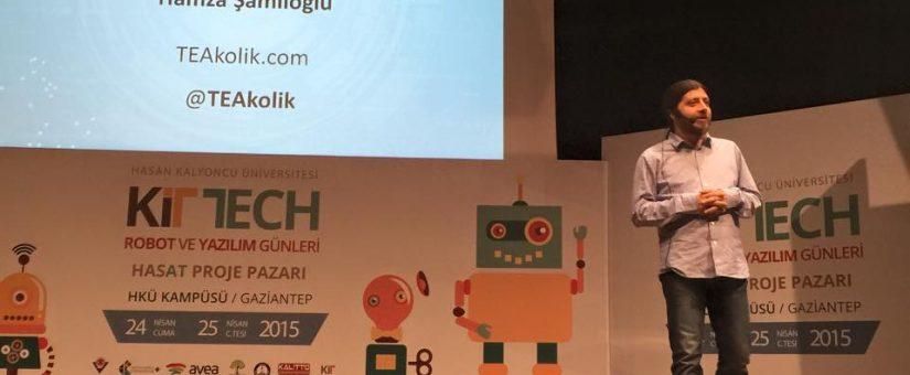 Kittech Robot ve Yazılım Günleri