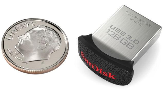 sandisk-128GB-flash-bellek