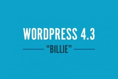 Wordpress_4_3_Billie