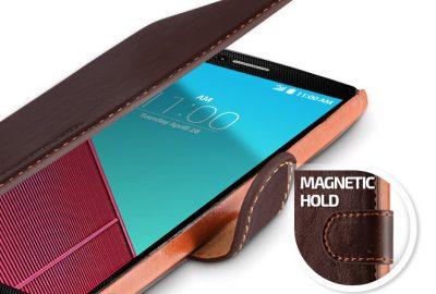 LG G4 Deri Kılıf