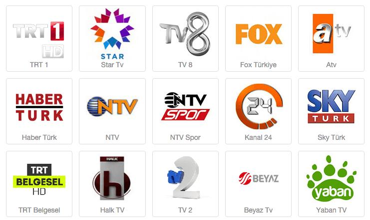 Canlı TV ile, Kesintisiz HD Yayın!