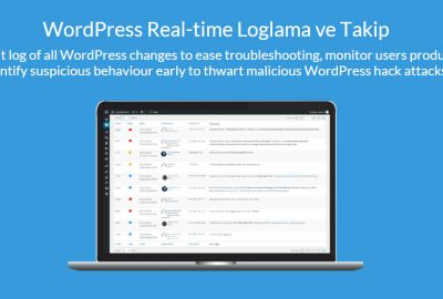 wordpress-loglama-gucvenlik