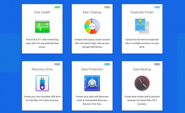 mac ve windows için data kurtarma