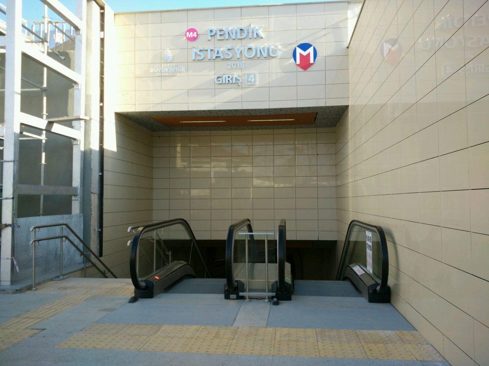 Pendik Metro Hattı Açıldı