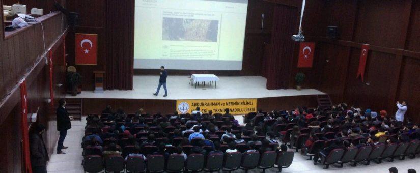 A. ve N. Bilimli Mesleki T. A. L Konferansı