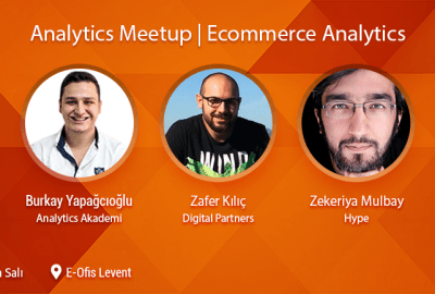 ecommerce analytics meetups