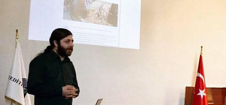 Yeditepe Üniversitesi Informatic Talks Etkinliği