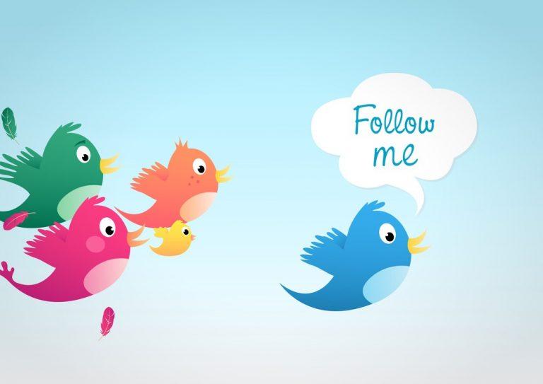 twitter takip