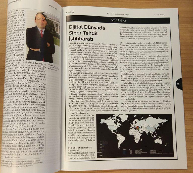 bloomberg businessweek röportajı