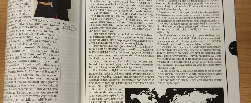 Bloomberg Businessweek GCTI Projesi