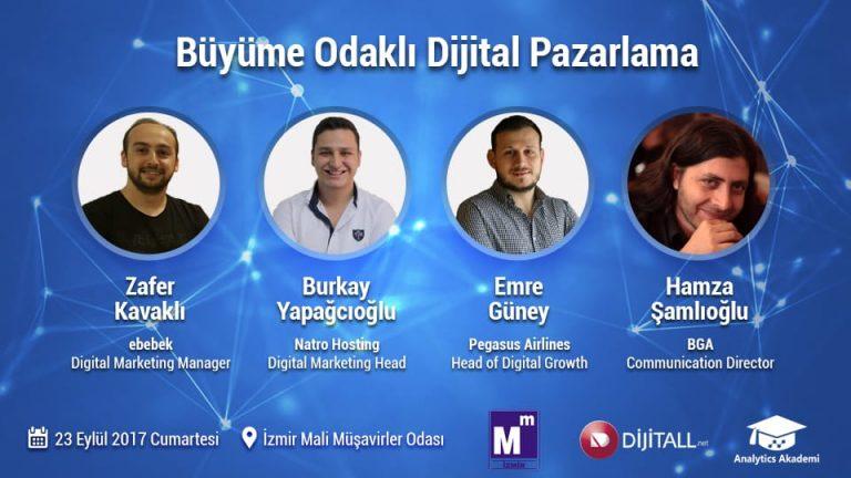 büyüme odaklı dijital pazarlama