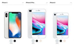 yeni iphone x iphone 8