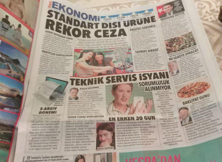 Posta Gazetesi Röportaj