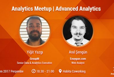 Avanced Meetup Analytics akademi
