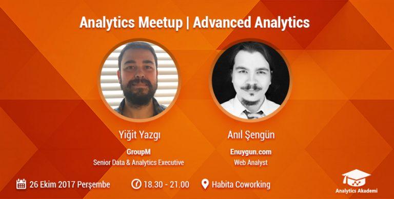Avanced Meetup Analytics akademi