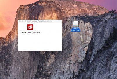 Mac üzerinden Adobe Creative Cloud kaldırmak