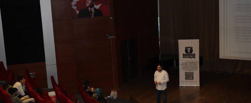 Arama Motoru Bahçeşehir Üniversitesi Etkinliği