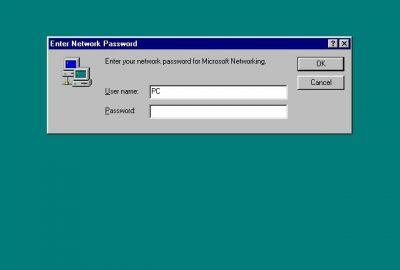 Mac OS High Sierra Win 95 Network Password